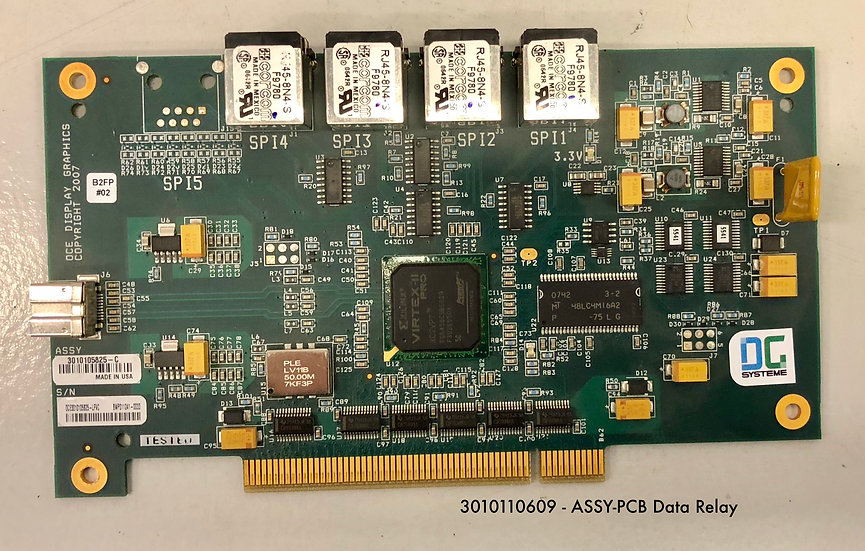 3010110609 - ASSY-PCB Data Relay