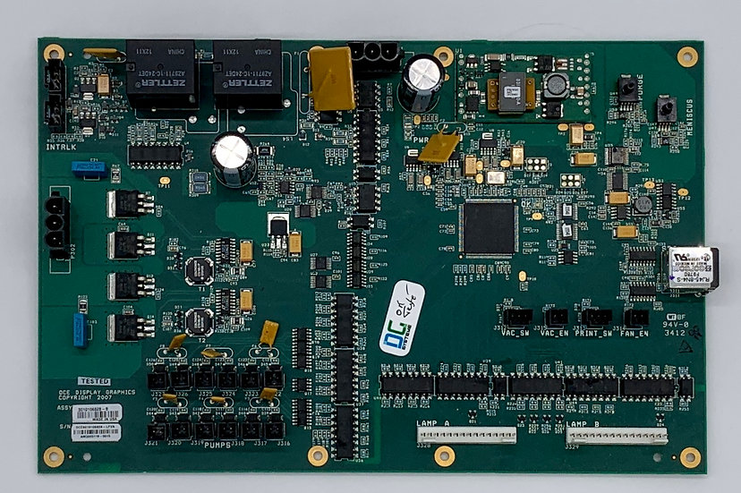 Pcb System Control - 3010106828