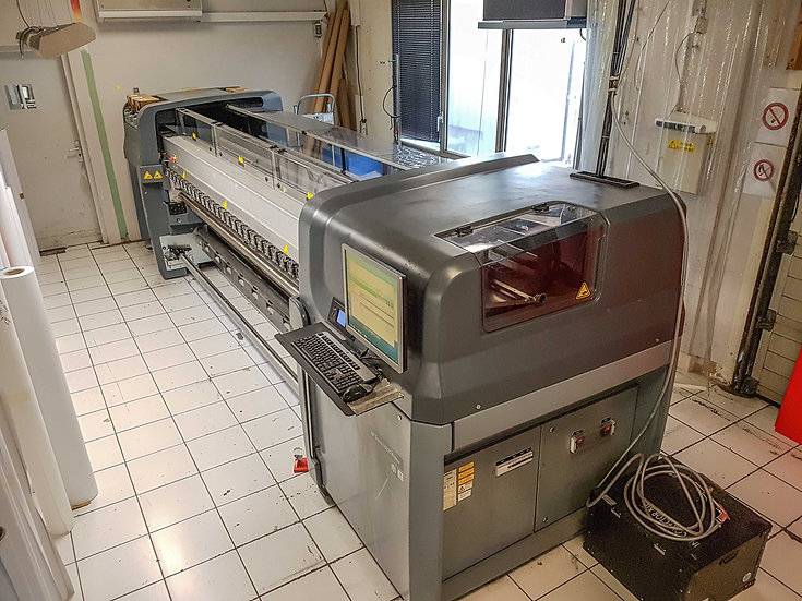 Traceur HP LX850 Latex 3,2 mètres