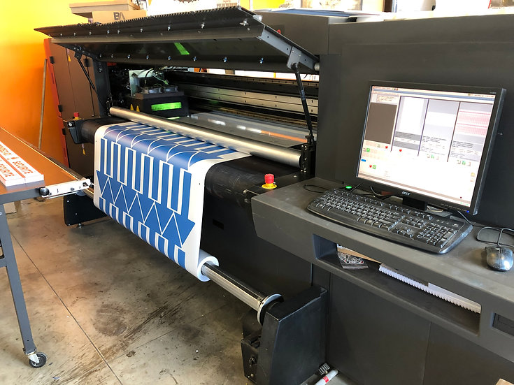 Imprimante UV hybride GS-2000 Vutek