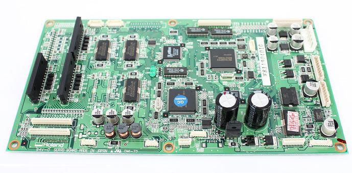XC-540 Assy, Servo Board - 6700311000