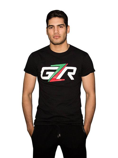 "Authentic Official Gilberto ""Zurdo"" Ramirez Tee Shirt - Black"