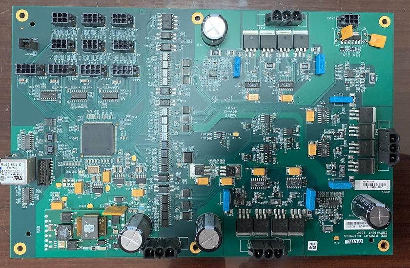 PBA, 2xx-3xx RMO Control 3010116314