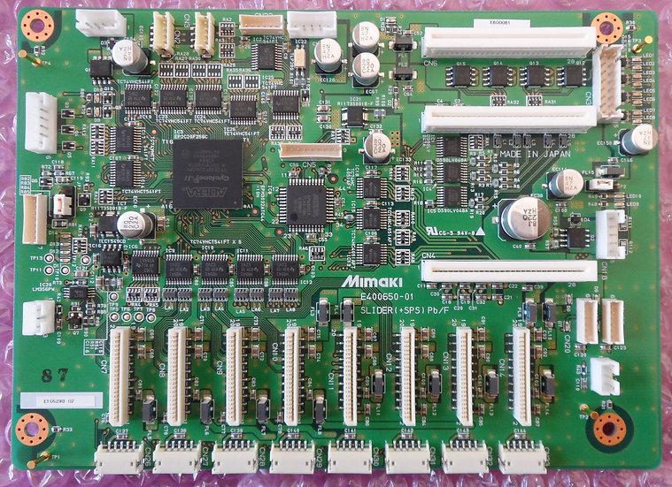 Mimaki - UJV-160 Slider (+SPS) PCB Assy - E105298