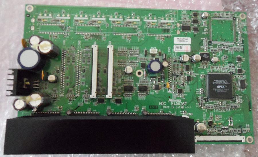 Mimaki - JV4 HDC PCB Assy 2 Head - E102053