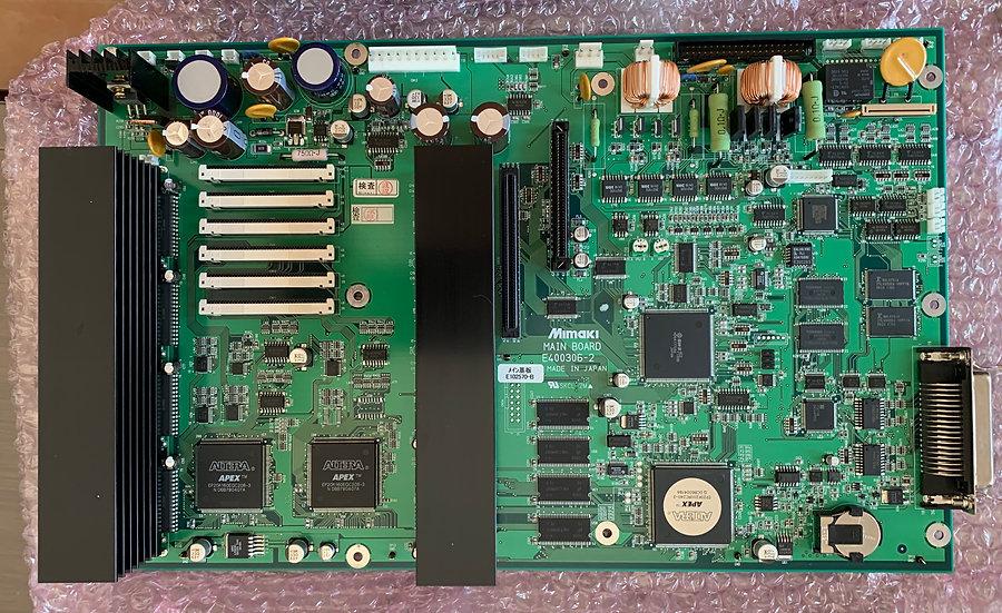 Mimaki - JV3-S Main PCB Assy - E102570
