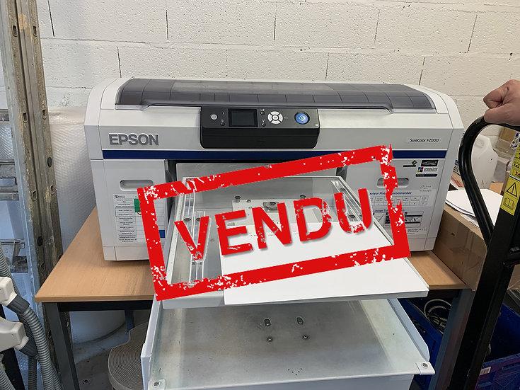 Imprimante à Theeshirt Epson F2000