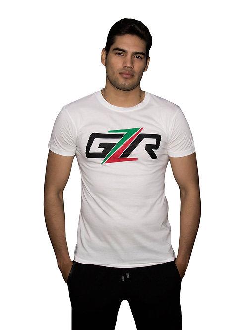 """Authentic Official Gilberto """"Zurdo"""" Ramirez Tee Shirt - White"""