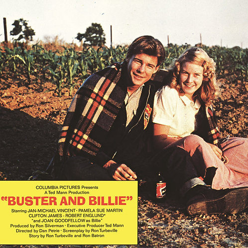 Buster & Billie - Blu-Ray