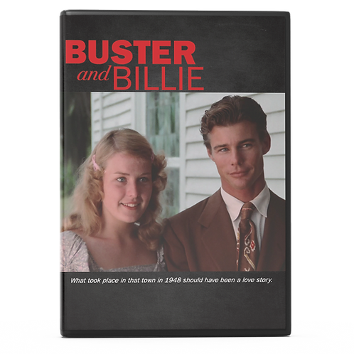 Buster And Billie - DVD