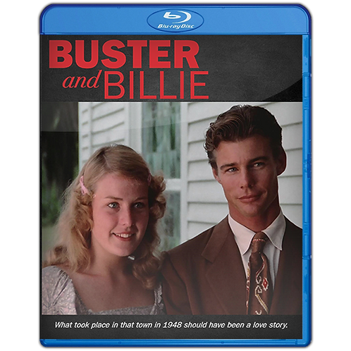 BUSTER AND BILLIE - Blu-Ray