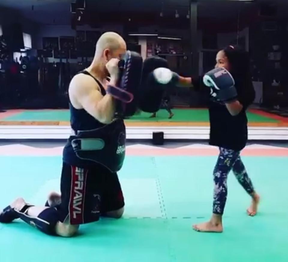 Children's Kickboxing