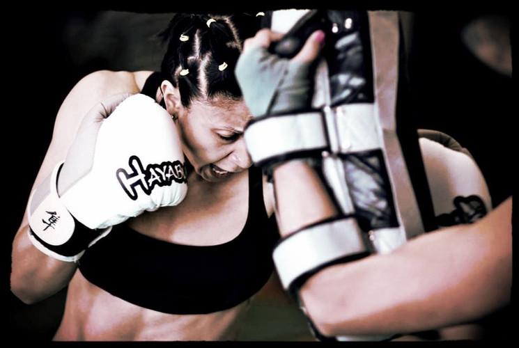 Women's Kickboxing