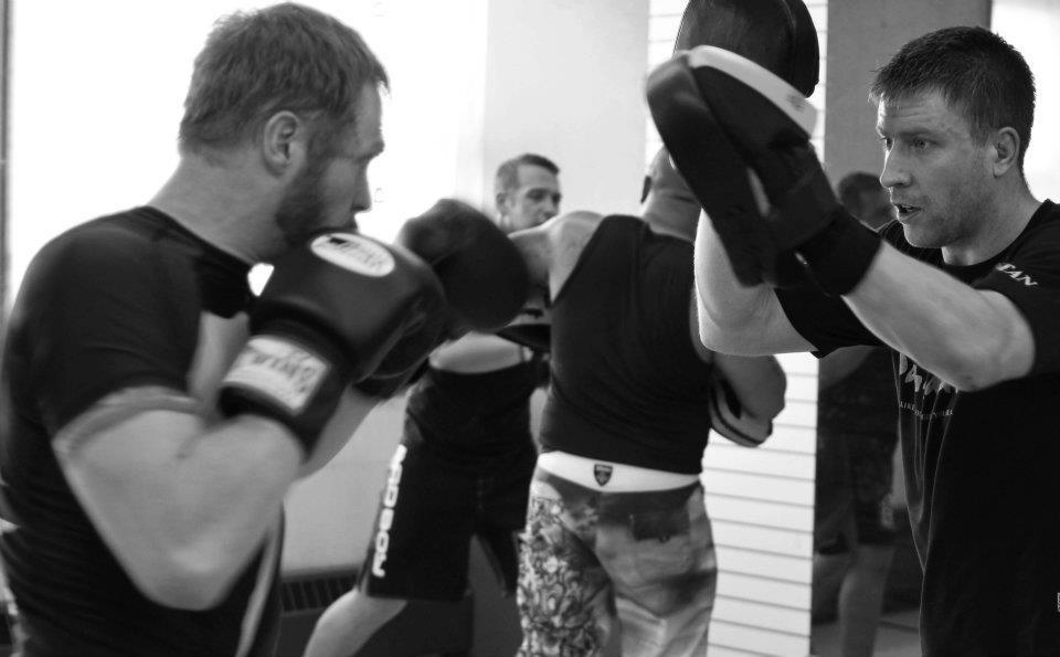 Men's Boxing