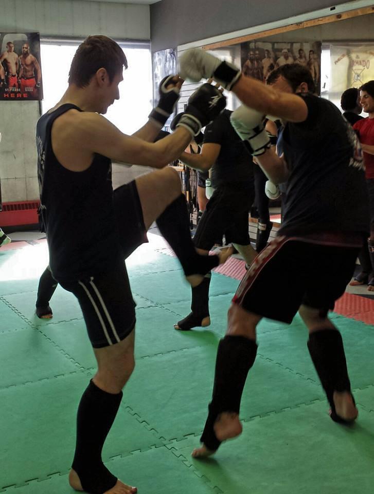 Men's Kickboxing