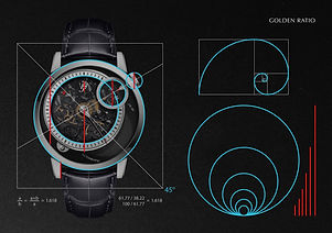 JW-01 Golden ratio