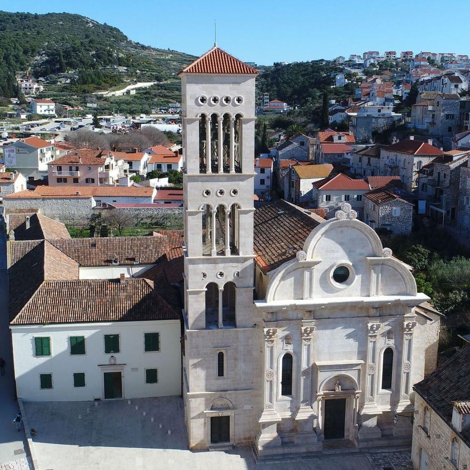 Katedrala sv. Stjepana u Hvaru