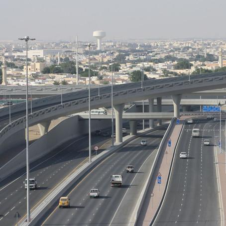 Industrial Interchange, Doha, Qatar