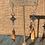 Thumbnail: Star Frames w/Jasper Spear Beads