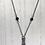Thumbnail: Onyx talon necklace