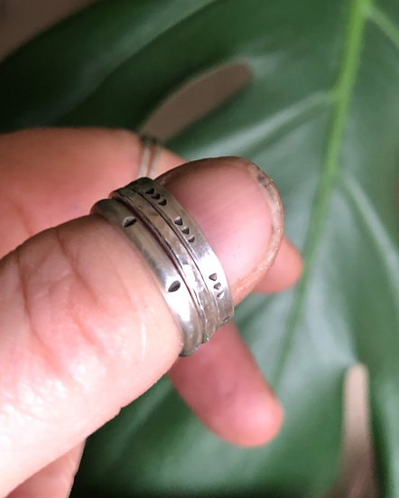 stamped stackers