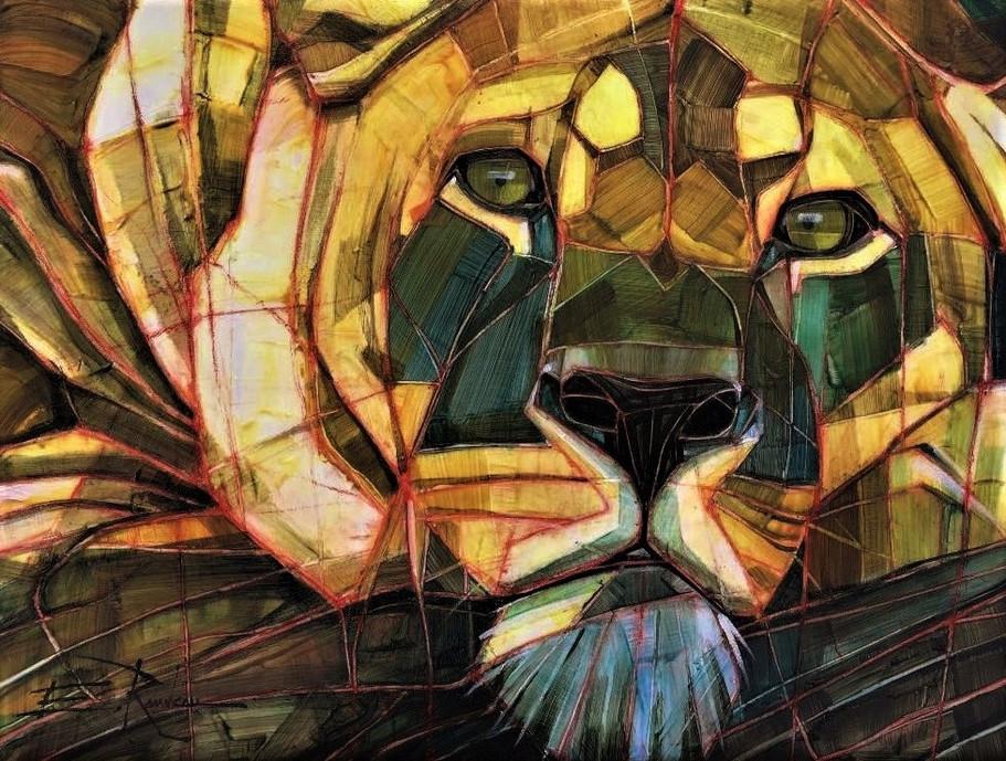 The judgement- The lion - Le jugement - Le lion