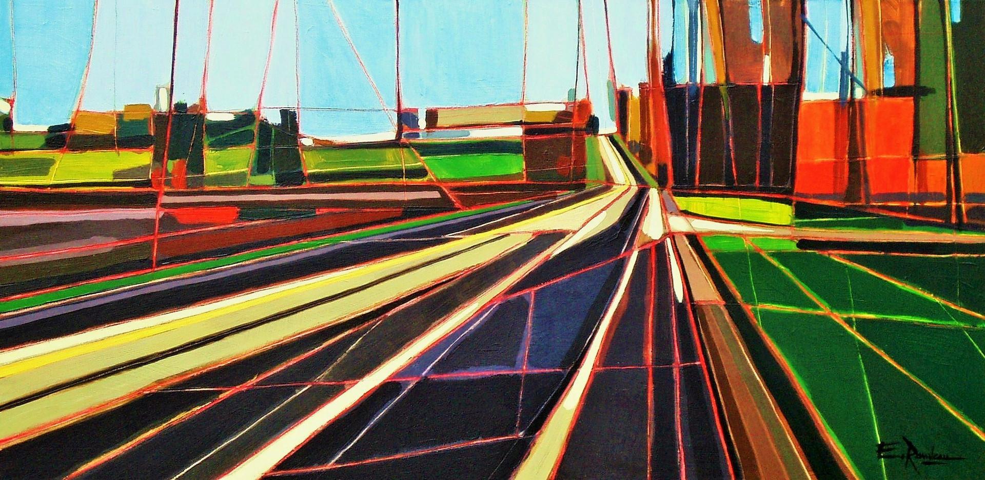 Yellow line  - La ligne jaune