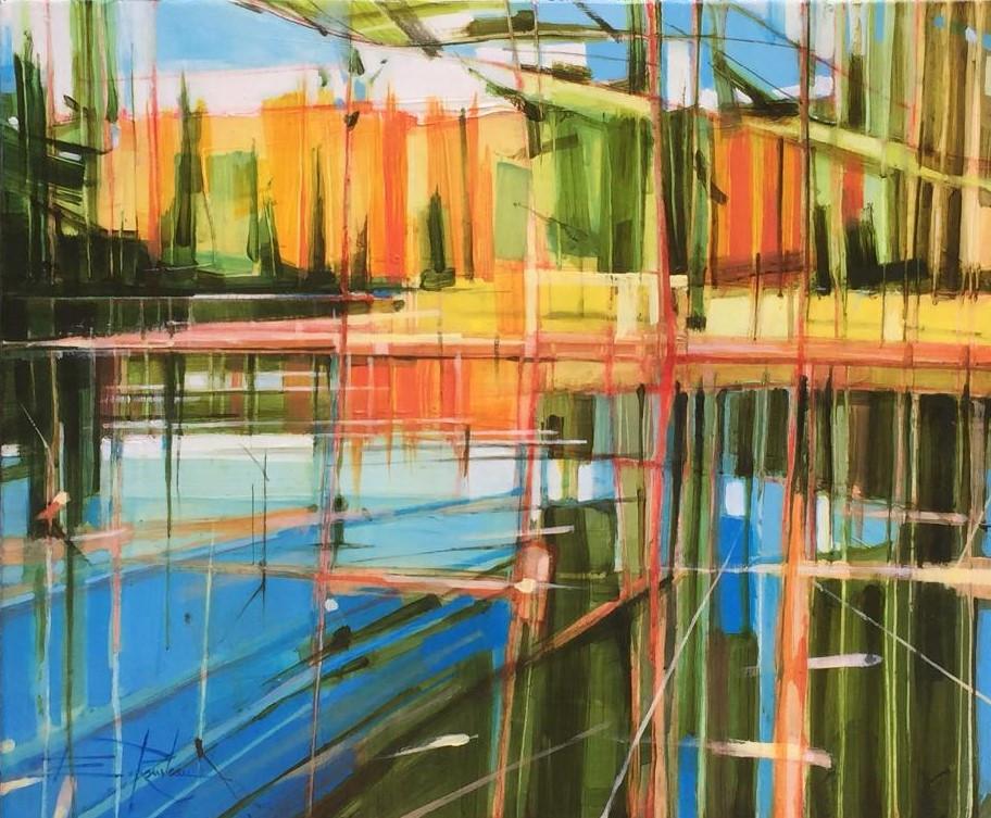 The blue river - Ontario - La rivière bleue - Ontario