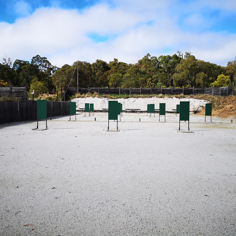 PA Service Pistol Unrestricted Club Championships 2021
