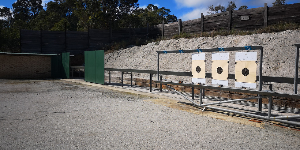 ISSF Centre Fire Club Championships