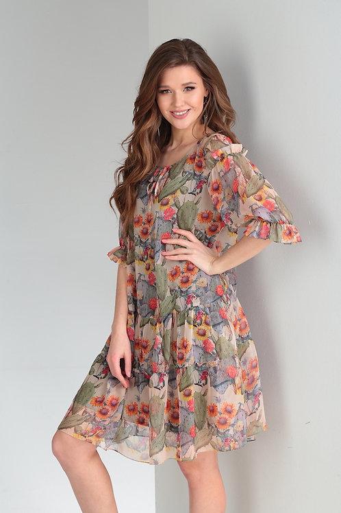 Платье 9007