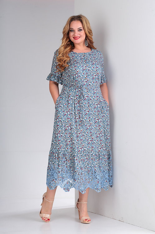 Платье 9011
