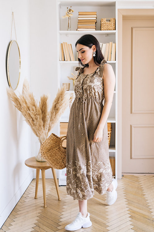 Платье 8108