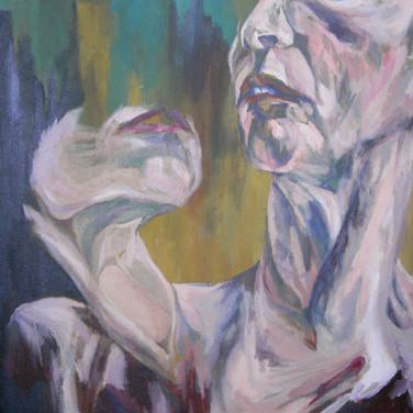 'The Kiss' 2009by Iona Kewney.