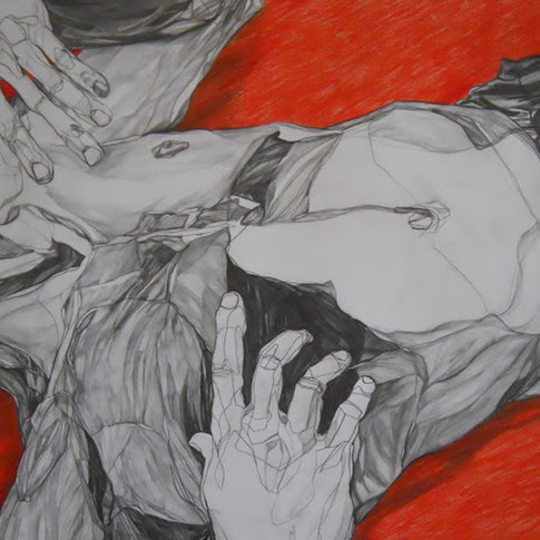 'Carcus' 2009 by Iona Kewney.