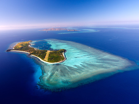 The Formation of an Atoll   Scuba Dive Blog