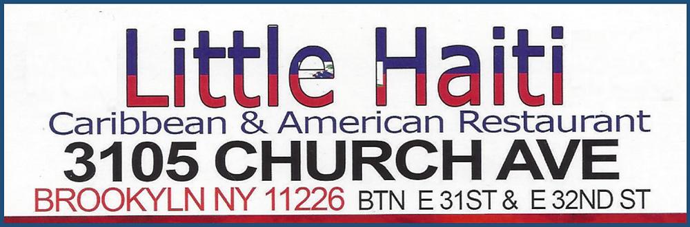 Little Haiti location