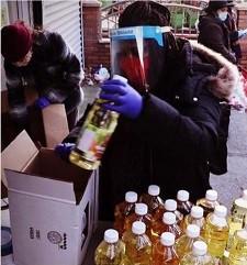 Pearlene Helping People In Need