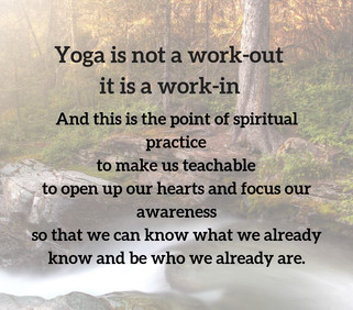 Thursday Therapy|Yoga-A Therapy for life|