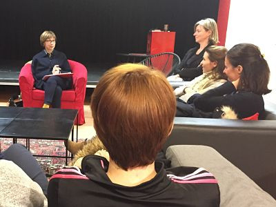 rencontre parents La Fabrique MJC Louveciennes