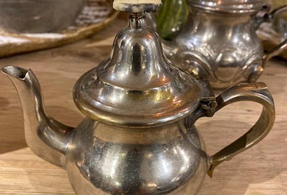 alte Teekanne Marokko