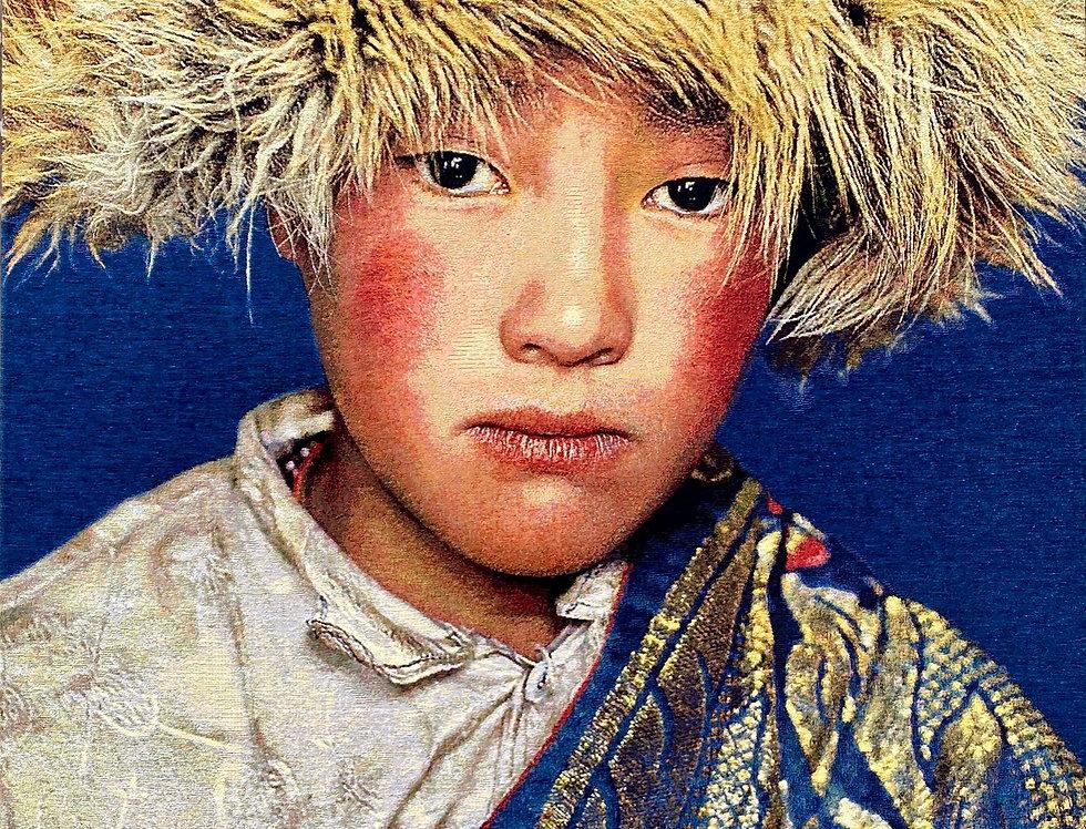 Mongolenbube