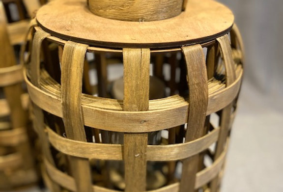 Laterne Holz