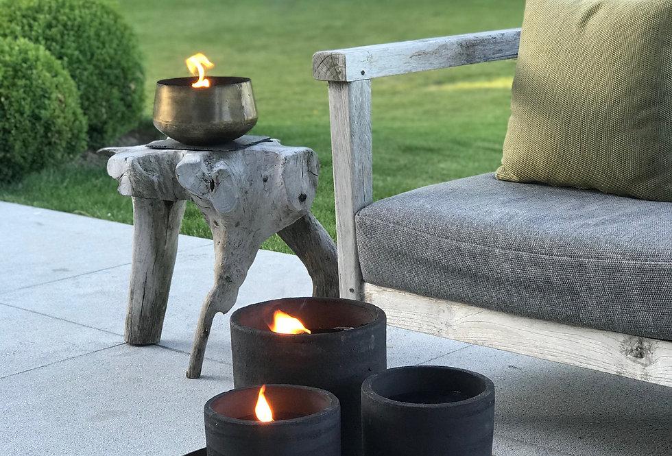 Outdoor Kerze 2er Set