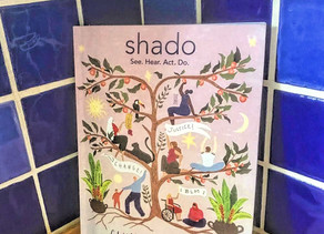 Shado Issue 3 Review