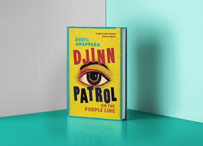 Djinn Patrol on the Purple Line - Deepa Anappara Review
