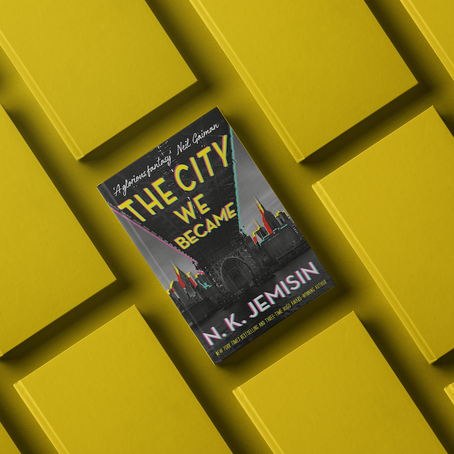 The City We Became - N. K. Jesmin Review