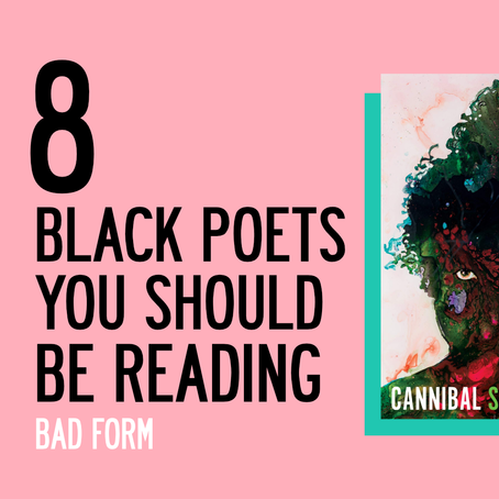 8 Black Poets You Should Be Reading