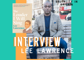 """I wanted it to be real"" An interview with Lee Lawrence"