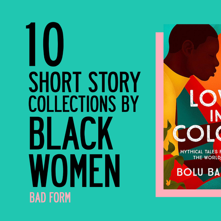 10 Short Story Collections by Black Women